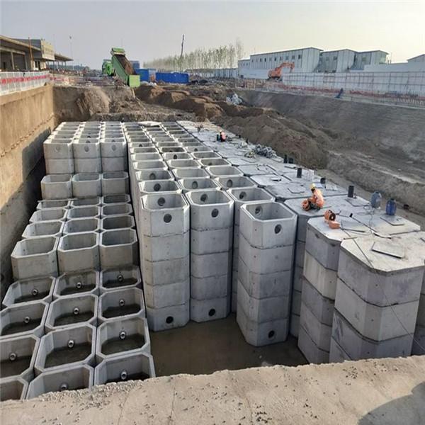 水泥组合化粪池价格