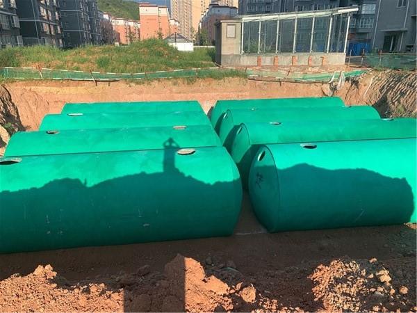 水泥整体化粪池代理