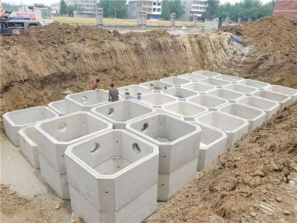 水泥组合化粪池定制