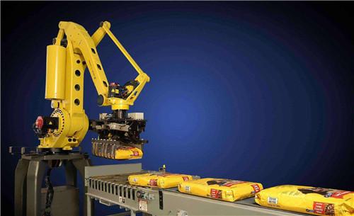 机器人码垛生产厂家