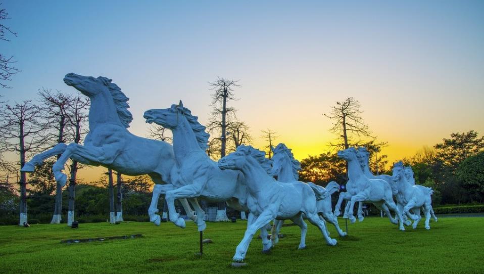 兰州景观雕塑