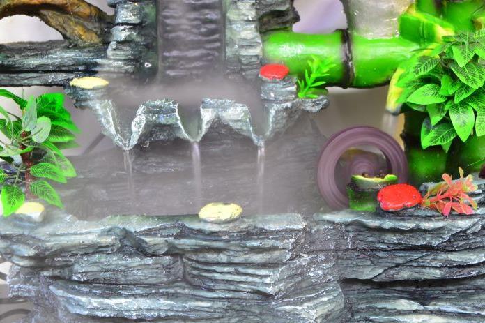 甘肃假山喷泉