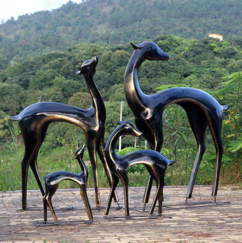 甘肃园林景观雕塑