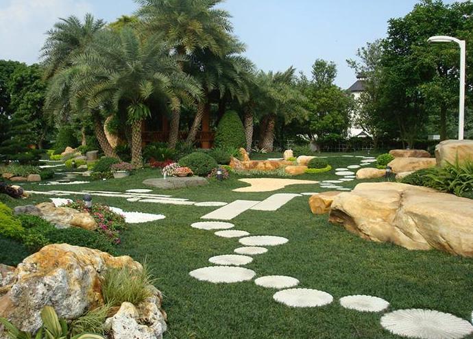 甘肃园林景观设计离开这几个理念怎么能行呢?