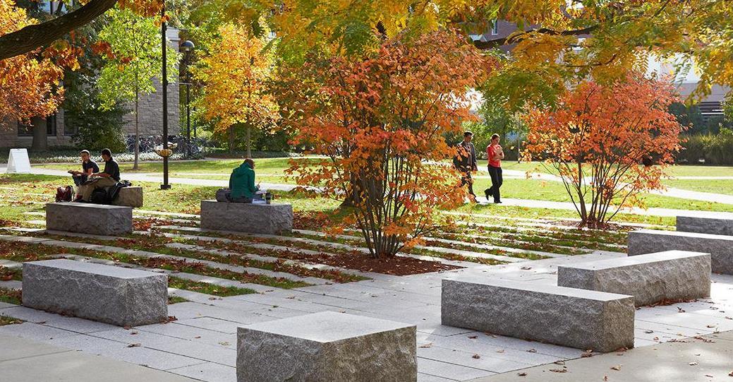 校园景观设计应该遵循哪些理念,才能够有更好的展现呢?