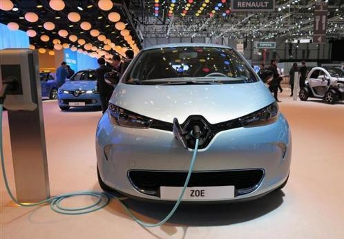 电动车智能充电系统