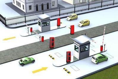 甘肃停车场系统