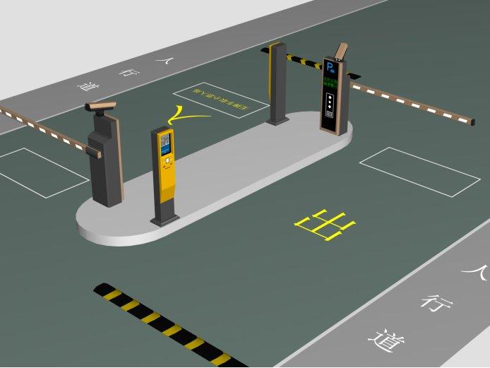 兰州智能停车场管理系统