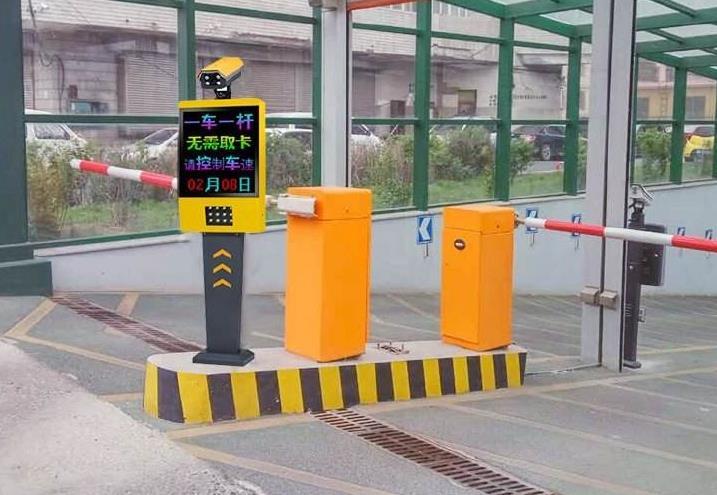 车牌识别系统的安装也为停车场系统带来了很大的便利