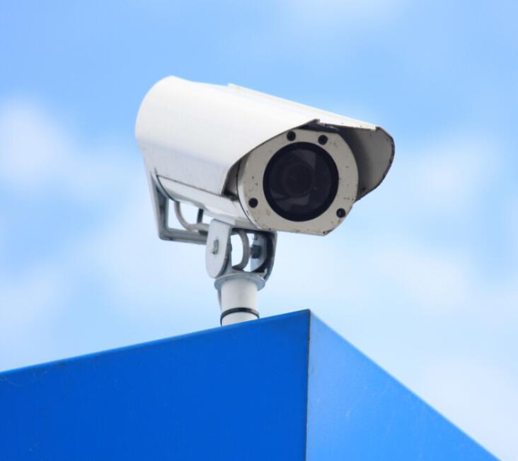 现在治安越来越好的主要原因是在兰州监控安装了好多
