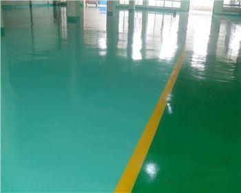 地坪漆能带来什么样利益?有哪些好处?