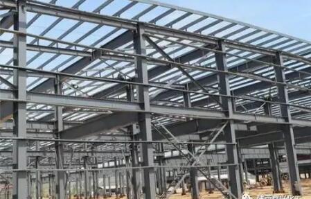 陕西防腐漆应用于钢结构厂房