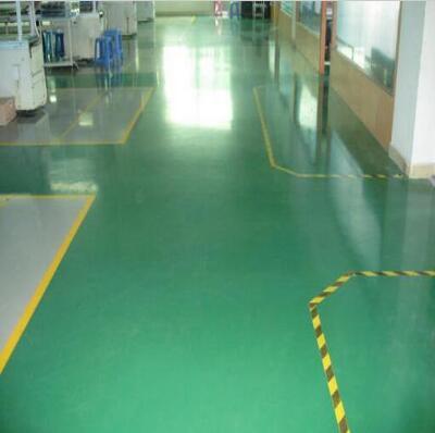 工厂环氧地坪漆选择多厚比较合适?