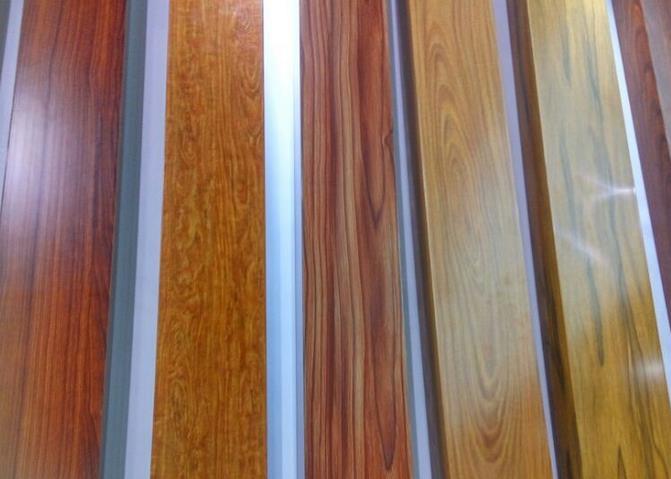 木纹转印工艺