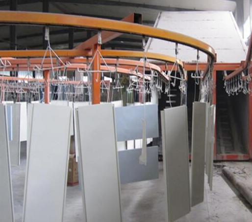 铝型材喷塑加工表面处理的方法有哪几种?