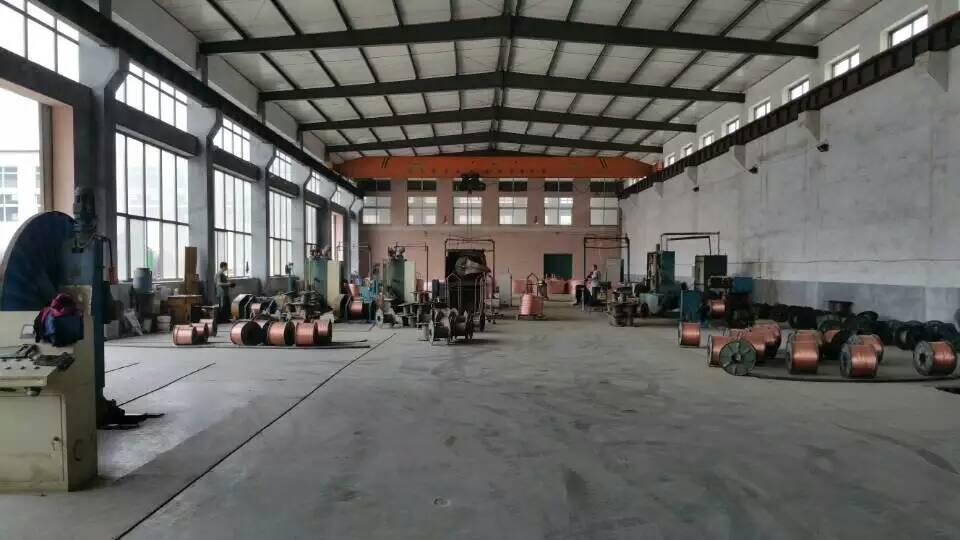 陕西铝合金线缆厂房