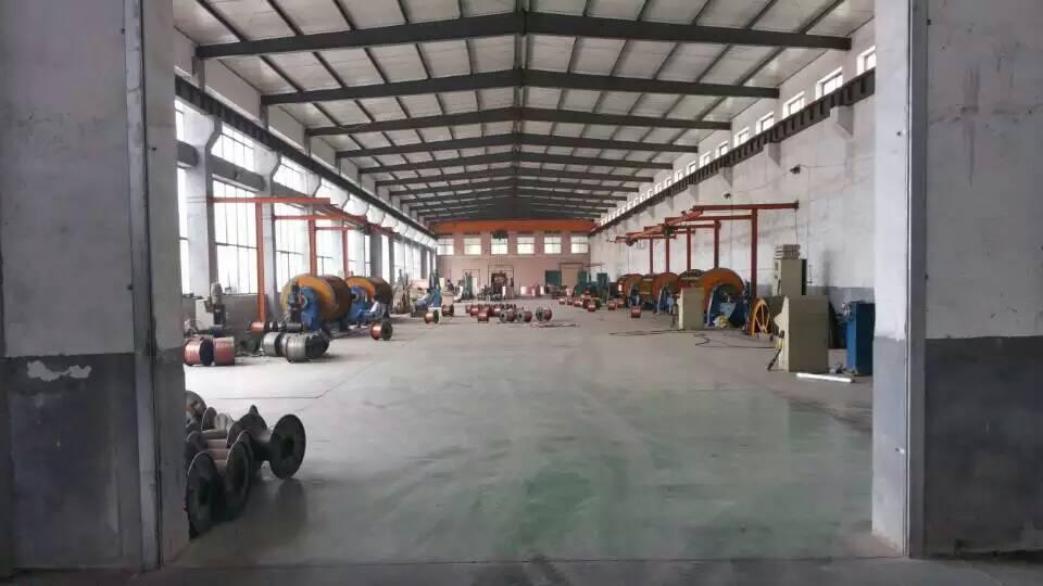 陕西电线电缆厂房展示