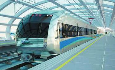石家庄地铁与我们合作铝合金线缆