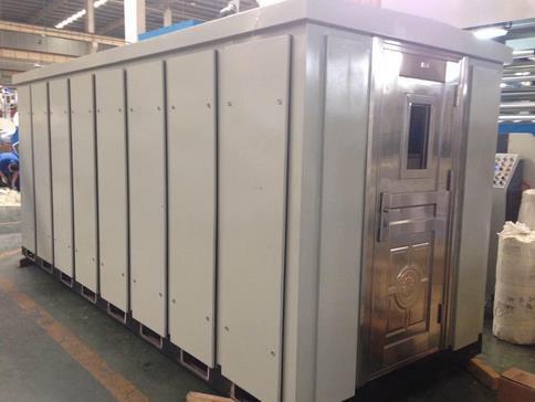 西安不锈钢机箱加工案例展示