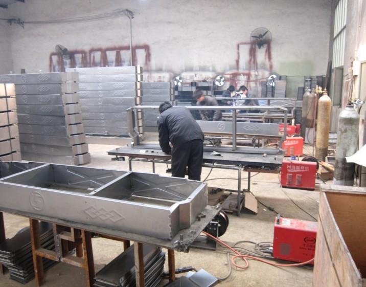 德兴自控科技有限公司对于西安钣金加工具有的技术和工艺
