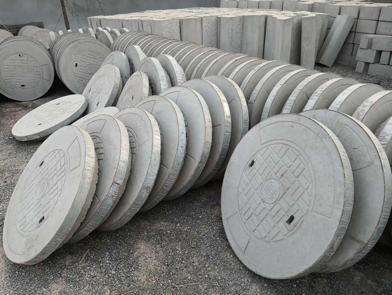 混凝土井盖生产