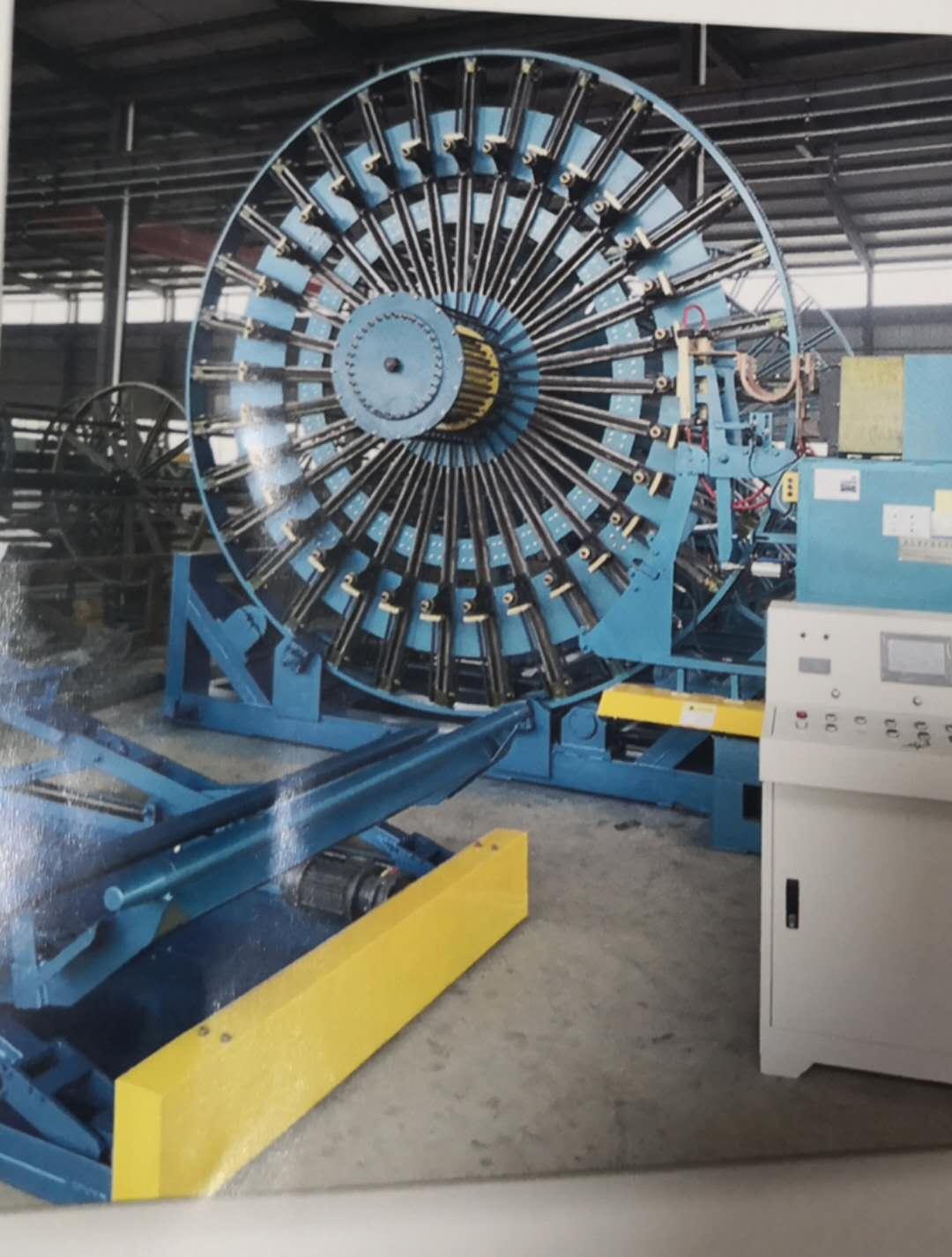 大型辊焊机