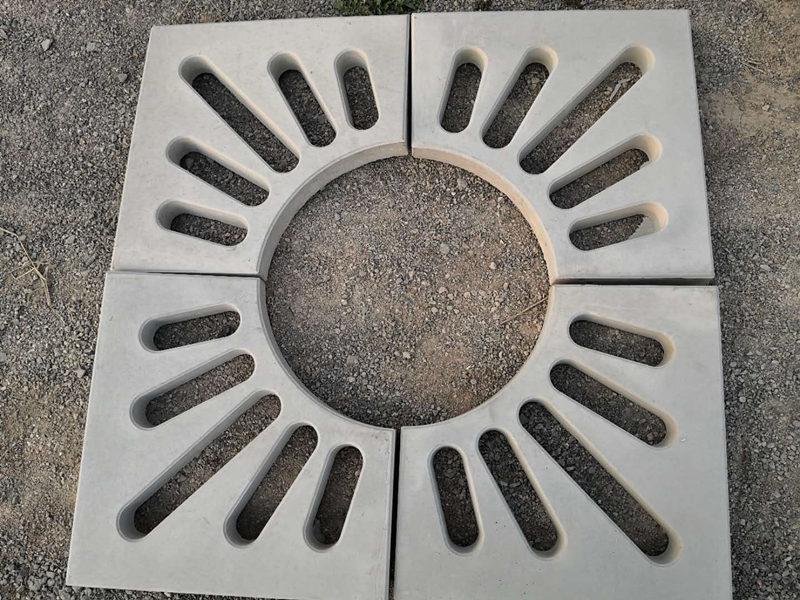 陕西雨水箅子施工