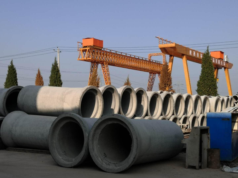 陕西钢筋混凝土排水管价格