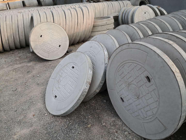 路面上的井盖基本上都是圆形的这是为什么?陕西钢纤维混凝土井盖厂来讲解