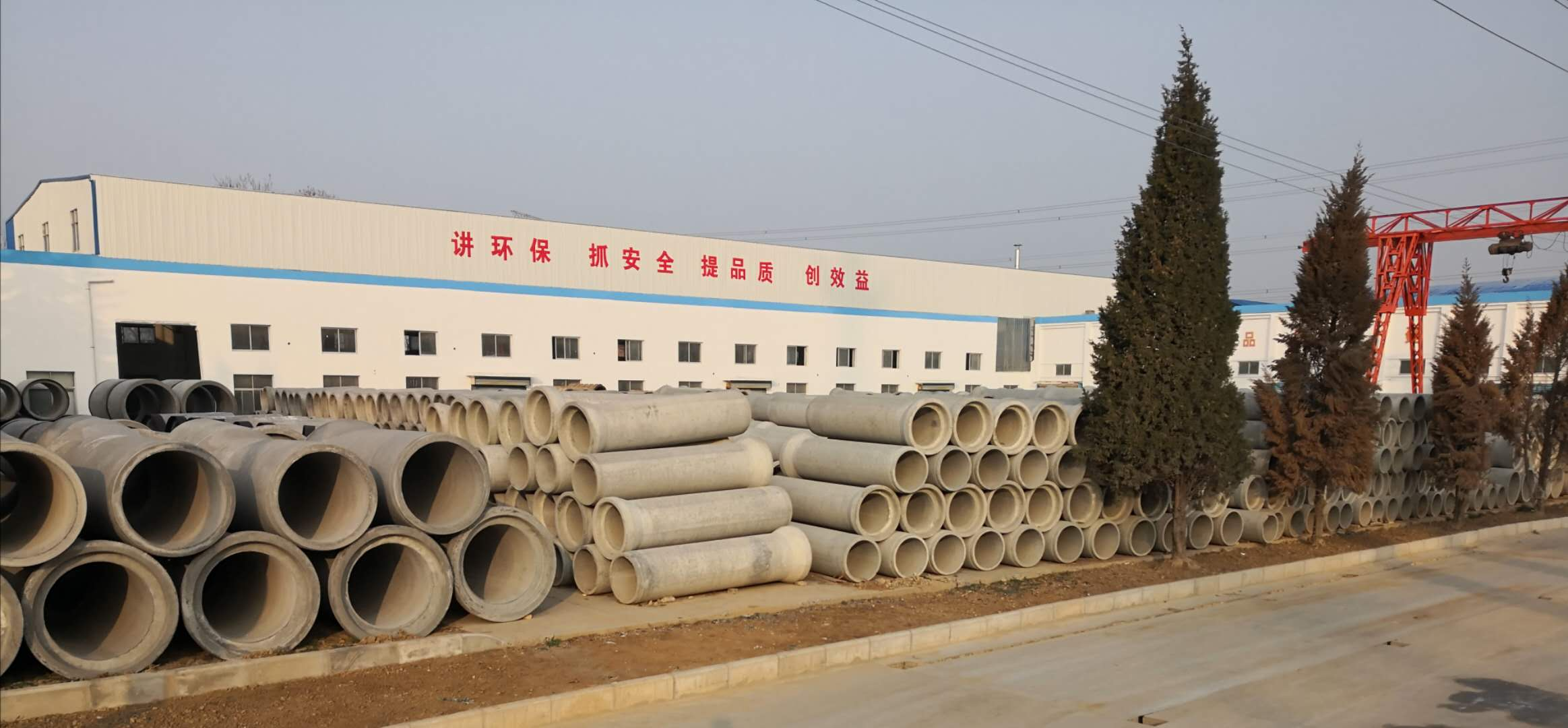 大家了解水泥排水管的制作工艺吗?