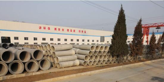 陕西钢筋混凝土水泥排水管