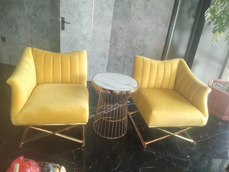 酒店椅子定製案例