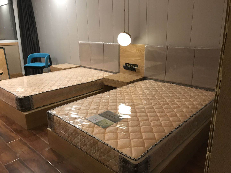 酒店家具-雙人床