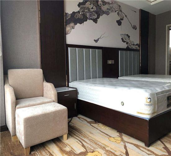 酒店布艺沙发的6种面料,你知道几种?