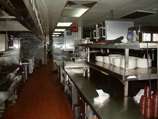 院校厨房设备定制案例