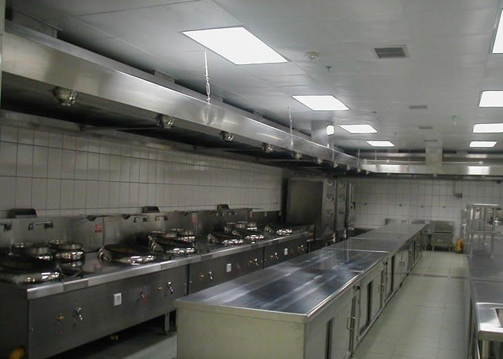 酒店厨房用品定制案例
