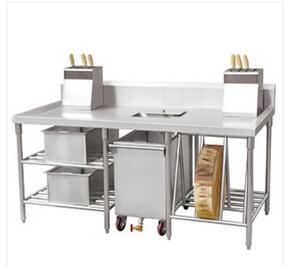 宝鸡厨房配菜台