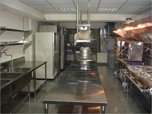 工厂厨房设备案例