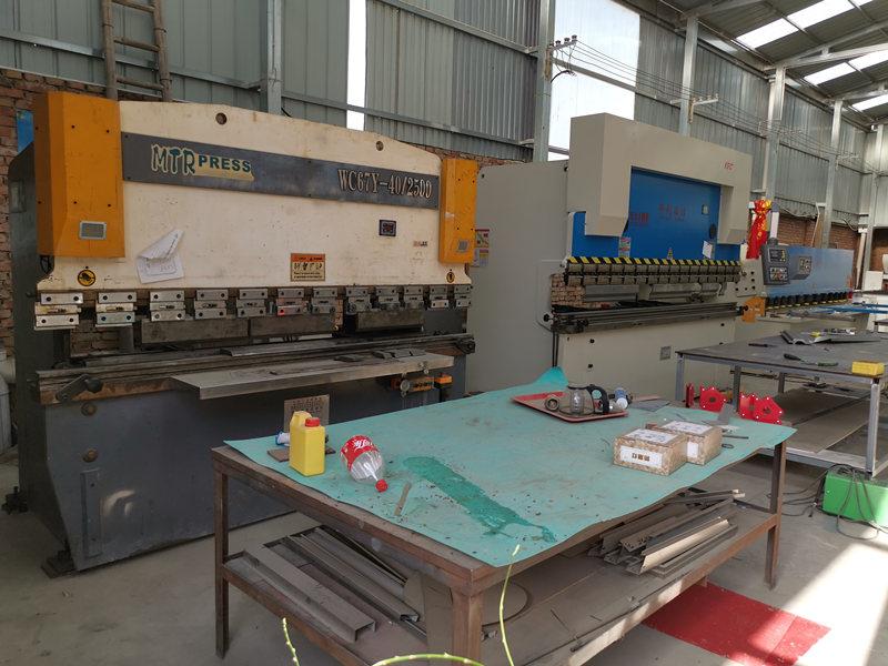 商用厨房设备生产基地