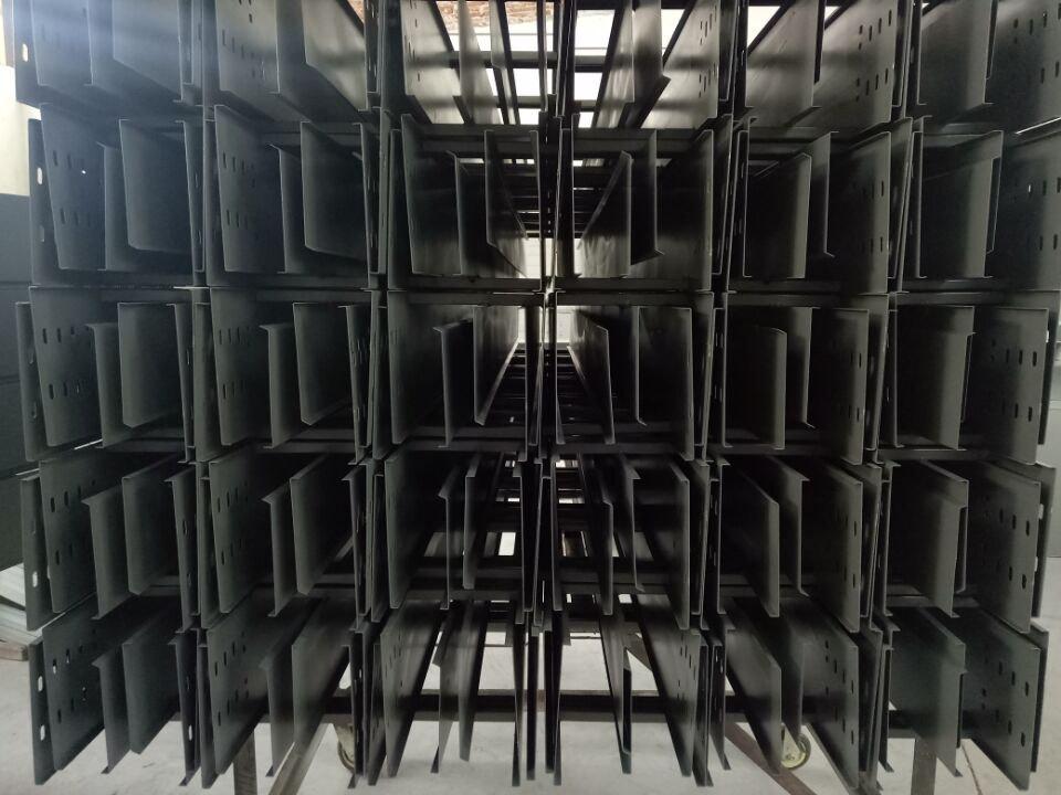 陕西桥架厂告诉你如何安装防火电缆桥架?有哪些相关的方法!