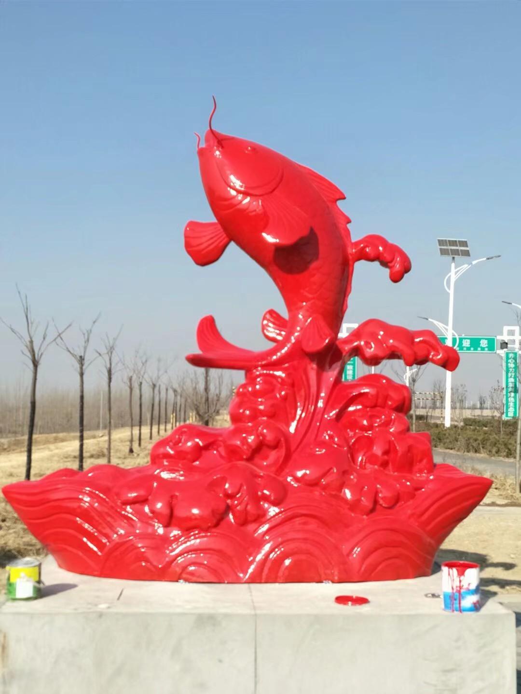 盛鼎鑫景观雕塑给大家分享玻璃钢雕塑的种类及由来,快来了解吧