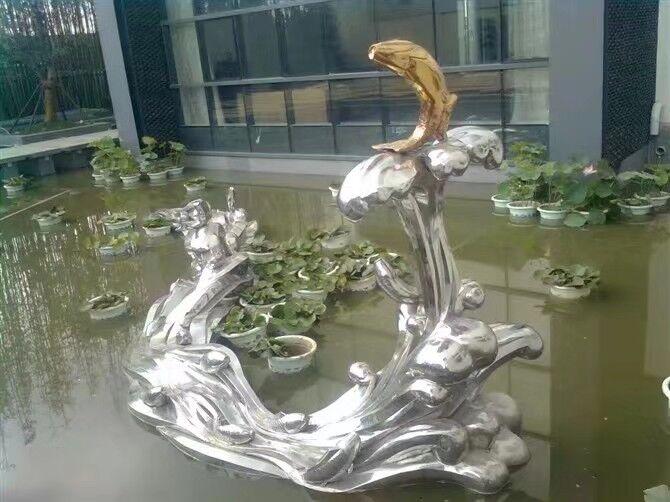 常见的不锈钢雕塑抛光问题都有哪些?