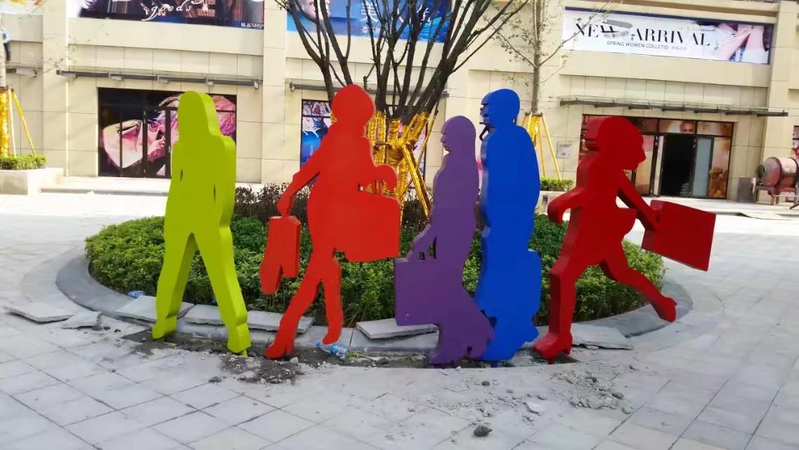 陕西玻璃钢雕塑厂家
