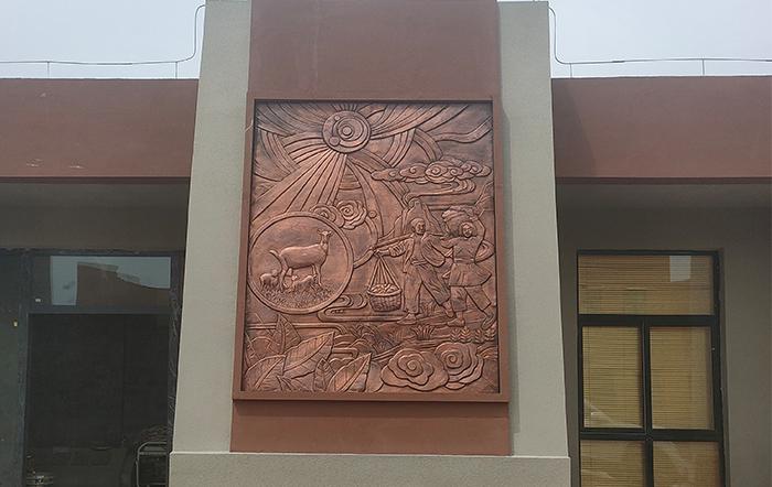 陕西铜浮雕加工厂家