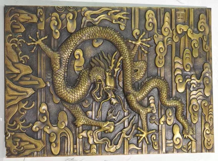 陕西锻铜雕塑壁画施工