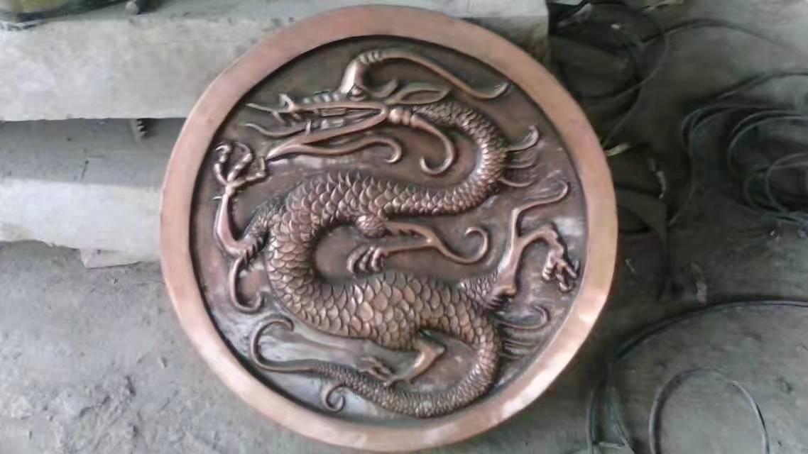陕西铸铜雕塑制作
