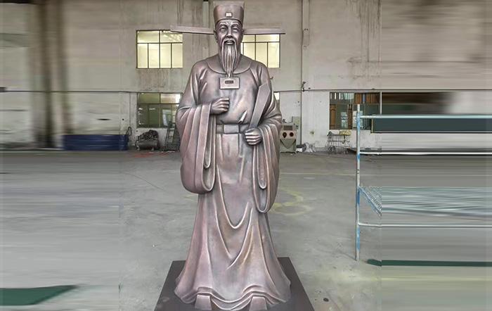 人物铸铜雕塑加工
