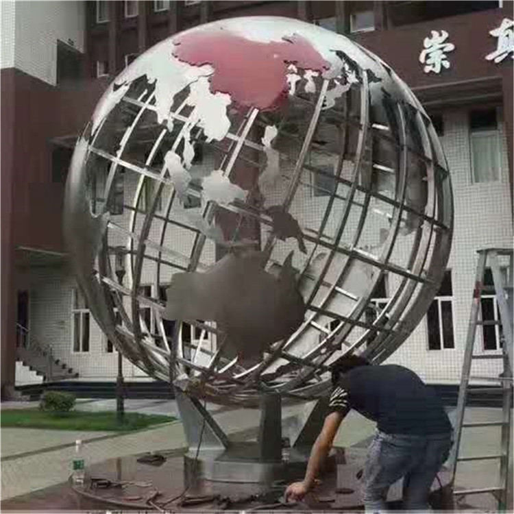 不锈钢雕塑的主要应用领域有哪几个?您知道吗