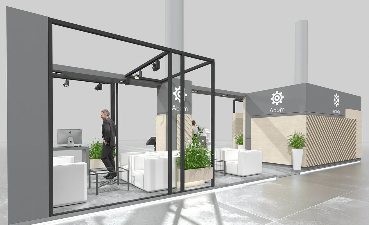 展位设计和施工中的六个注意事项!展厅搭建公司给我们具体的详解!