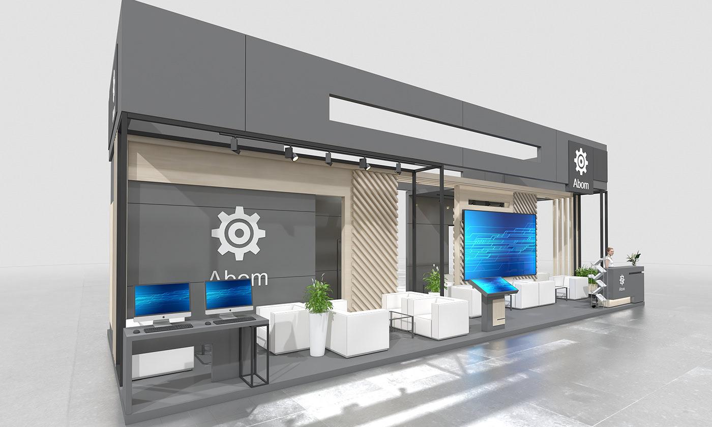 展厅如何设计?西安展厅公司给我们具体详解?